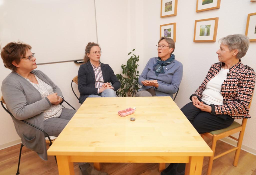 Besuch Frauenberatungsstelle Lehrte