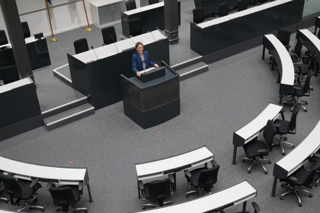 Im Landtag