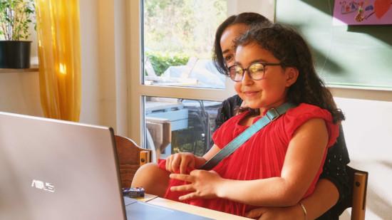 Digitales Treffen im Nachbarschaftstreff